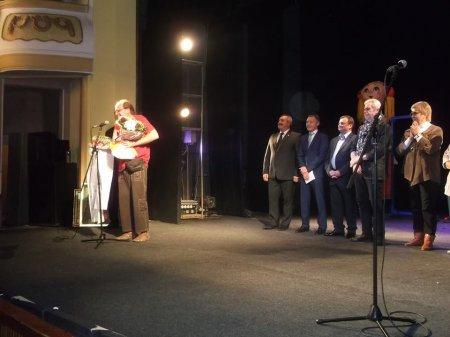 3 жовтня 2015 року в Ужгороді відбулося закриття ХV Міжнародного фестивалю театрів ляльок «Інтерлялька-2015