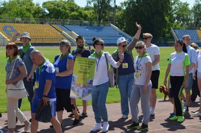"""У суботу 3 червня на ужгородському стадіоні """"Авангард"""" відбулася традиційна п'ята обласна спартакіада працівників закладів культури області, у якої команда «Бавки» взяла участь."""
